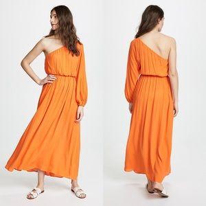 Mara Hoffman Orange Vera Swim Dress